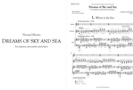 Dreams of Sky and Sea