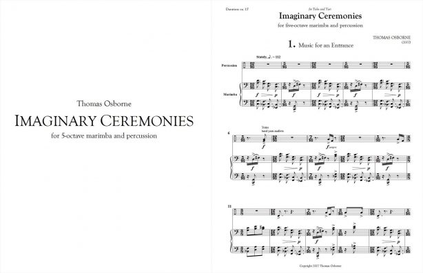 Imaginary Ceremonies