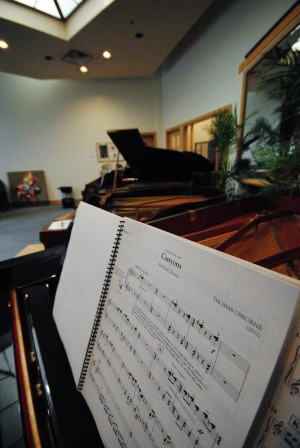 """Canyons"" rehearsal"