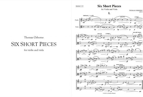Six Short Pieces