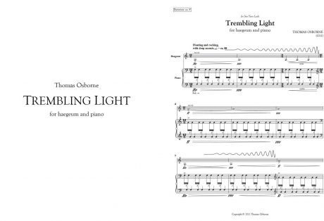 Trembling Light