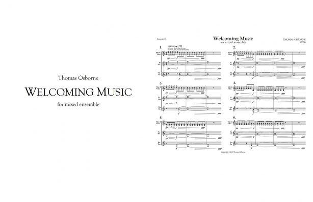 Welcoming Music