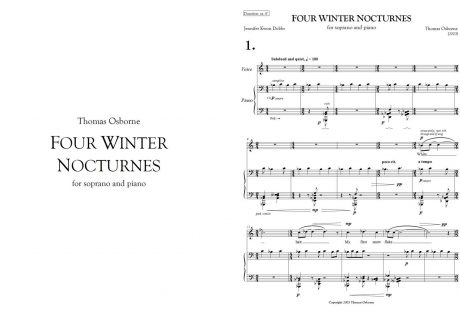 Four Winter Nocturnes