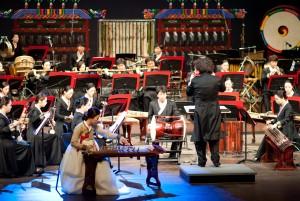 Busan National Gugak Center Orchestra