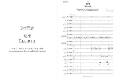 Rebirth (환생)