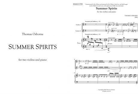 Summer Spirits
